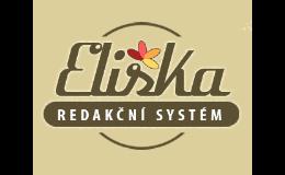 Redakčný systém Eliška - CMS systém pre váš web