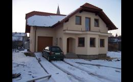 Zemní práce, terénní úpravy pozemku Znojmo, Moravský Krumlov