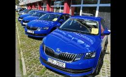 Krátkodobý i dlouhodobý pronájem vozů Škoda Octavia Havířov