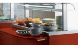 GASTROART CZ, spol. s r.o., samoobslužné pulty, designové a funkční