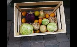 Dřevěné bedny na mrkev, kořenovou zeleninu - výroba, prodej