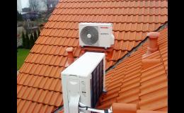 Klimatizace Znojmo - návrh, realizace a servis klimatizační techniky
