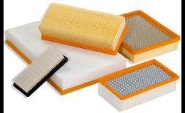 Predaj priemyselných filtrov - farmaceutický priemysel a zdravotníctvo