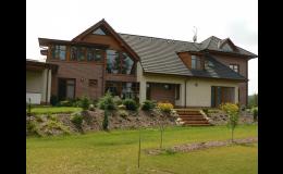 Návrhy a projektování rodinných domů Třebíč