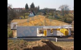 Vazníkové střechy Brno, příhradové vazníky, nosné konstrukce střech Brno