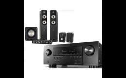 DENON AVR-S950 a sestava reproduktorů POLK Signature -  integrace do multiroomového systému HEOS