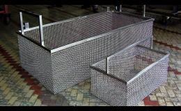 Výroba a svařovaní nerez materiálů - gastro zařízení Ostrava