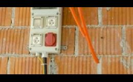 Kontrola elektrického zařízení