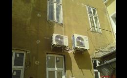 Montáž, servis a opravy klimatizace LG, Toshiba, Mitsubishi v bytech