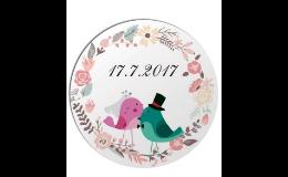 Originální svatební dárky pro hosty Telč