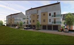 Návrhy a projektování veřejných staveb - bytové domy