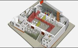 Zpracování návrhu a projektu veřejných a komerčních budov