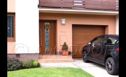garážová vrata a domovní dveře zn. Hörmann od AutoDoor Uherský Brod
