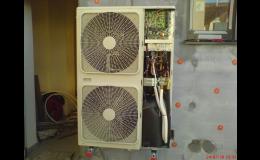 Prodej a montáž tepelných čerpadel Toshiba Estia