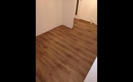 Vinylové podlahy pro velkoodběratele, developery