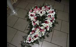 Zajištění pohřbů, smuteční květinové výzdoby a hudby Ostrava - Centrum