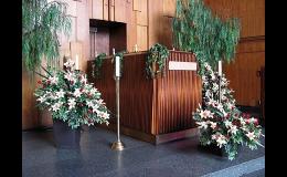 Pohřební služba - kremační, církevní a civilní obřady Ostrava - Centrum