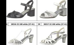 Dámská značková obuv Rieker, Tamaris, Jana a Marco Tozzi - prodej