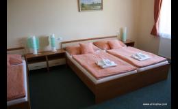 Výhodné ubytování