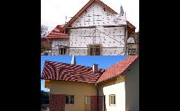 Výstavba rodinných domů Znojmo, Moravský Krumlov