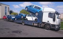 Dovoz a prodej aut ze zahraničí, hlavně Německa