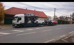 Dovoz a prodej ojetých vozů z Německa
