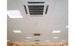 Návrh, instalace klimatizace pro obchody Znojmo