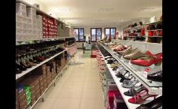 Prodej značkové obuvi Moravské Budějovice