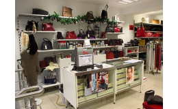 Prodej obuvi na prodejně v Moravských Budějovicích
