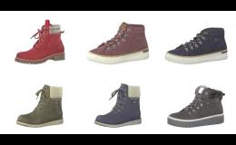 Velký výběr sezónní obuvi - prodej Moravské Budějovice