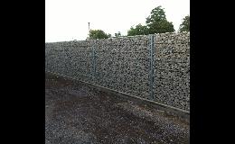 Prodej, dodávka, montáž gabionové stěny