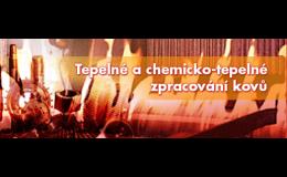 Metallbearbeitung - Zementieren, Glühen und Oberflächenhärten Tschechien