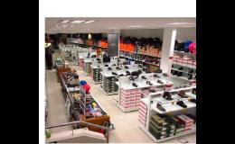 Prodej značkové, kvalitní obuvi Moravské Budějovice