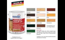 Kvalitní barvy a nátěry