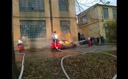 Agentura Hřivna Barrandov, Praha, požární technika a služby