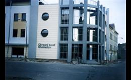 TRANS-REGION-STAV s.r.o. Chomutov, stavební práce, zemní práce