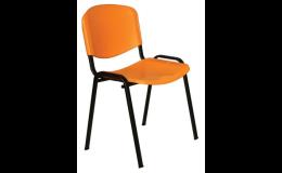 ENPRAG s.r.o., Praha, plastové židle do čekáren
