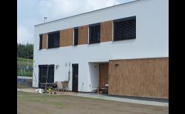Výroba, montáž i servis venkovní stínící techniky Ostrava