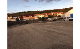 Rekonstrukce a výstavba parkovací ploch