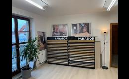 Vinylové a rigidní podlahy PARADOR Praha 6