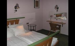 Ubytování v hotelu v Telči pro jednotlivce, skupiny i rodiny