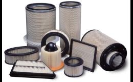 Filtre, filtračné zariadenia, materiál pre filtráciu - dodávka a predaj