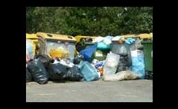 Likvidace většího množství odpadu