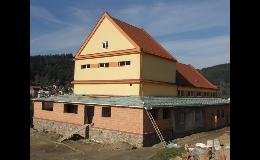Realizace střechy na klíč