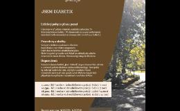 Léčebné pobyty pro diabetiky v Karlové Studánce