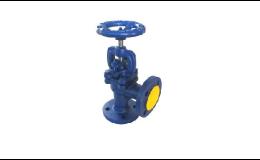 Uzavírací ventil nárožní