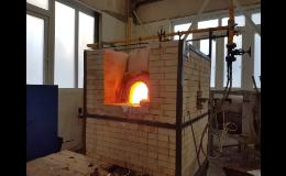 Návrh, výroba a dodávka hořákových systémů