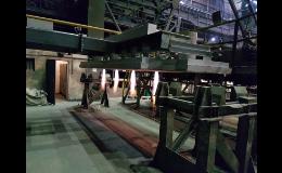 Návrh, výroba, montáž i servis hořáků
