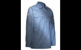 Ochranné pracovní oděvy do prostředí s ohrožením života - prodej