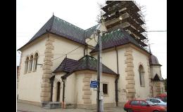 Tesařství - výměna starých krovů Hodonín, Břeclav